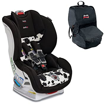 Britax USA Marathon ClickTight Convertible Car Seat Travel Bag Cowmooflage