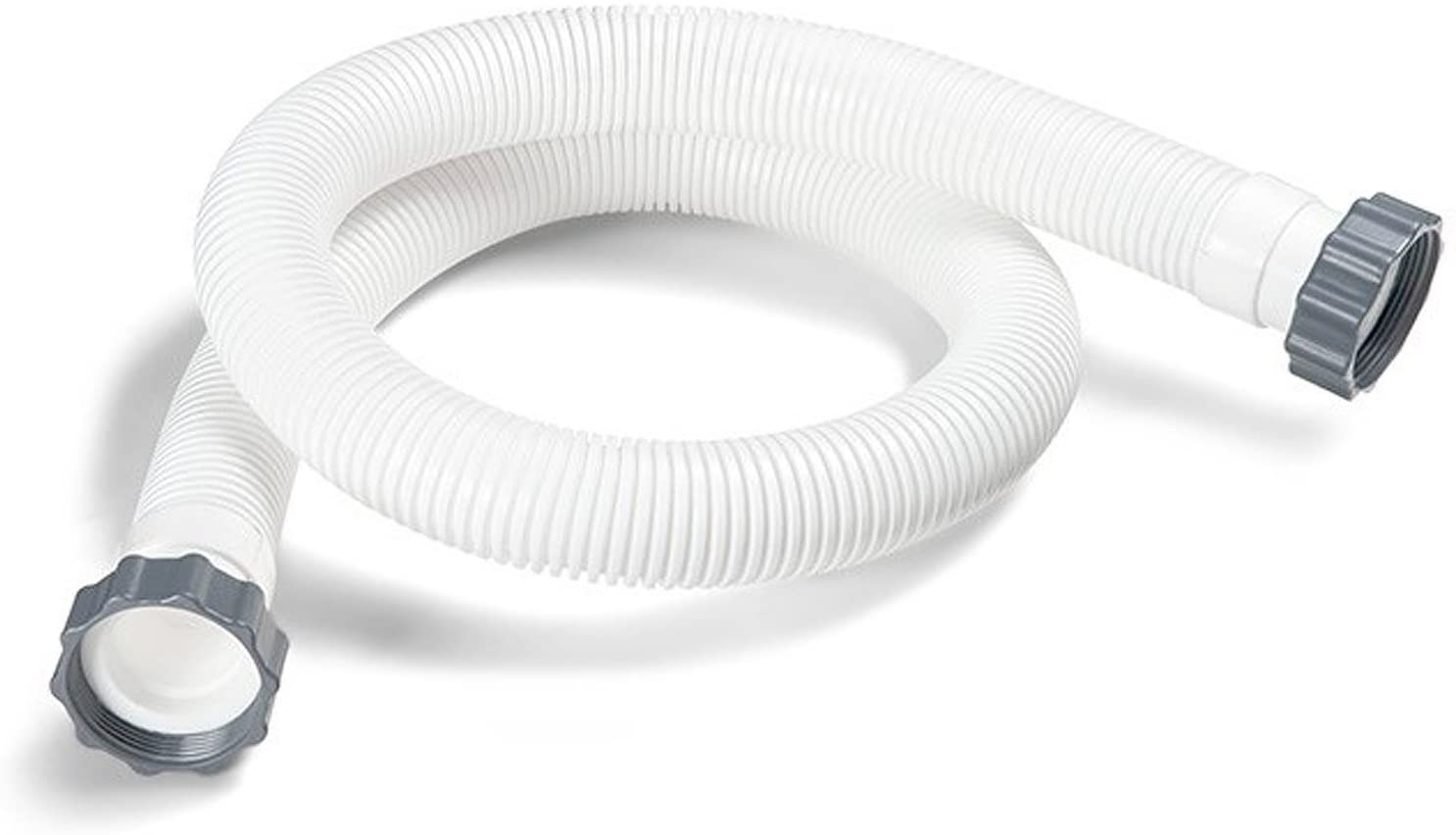 """FILTER PUMP 1.5/"""" REPLACEMENT HOSE /& NUT ONLY XLONG INTEX SWIMMING POOL 2500"""