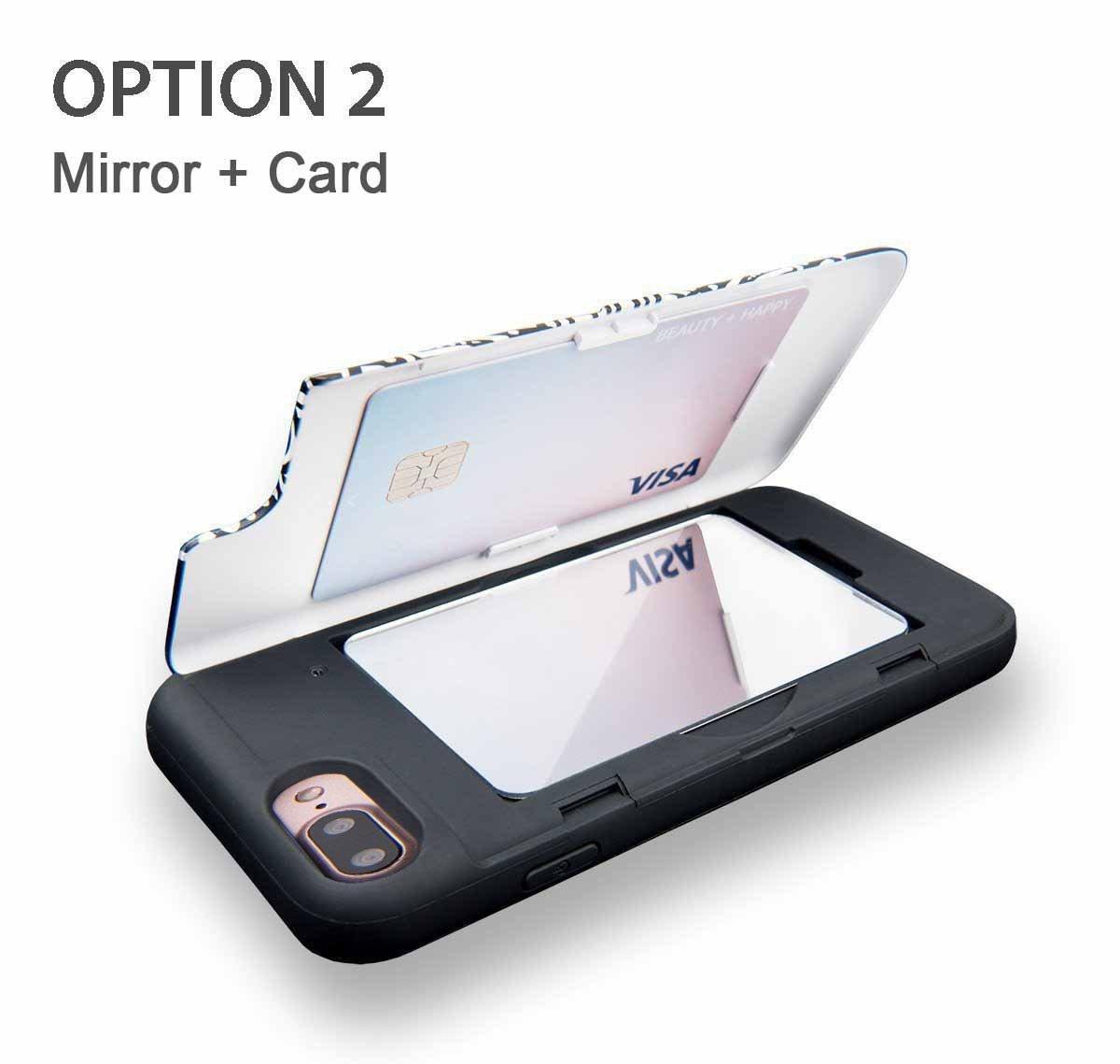 Toru Cx Pro Iphone 8 Plus Wallet Case With Hidden Id Xr Spigen Anti Shock Card Slot Slim Armor Cs Casing Black Credit Holder Hard Cover Mirror For 7 Matte