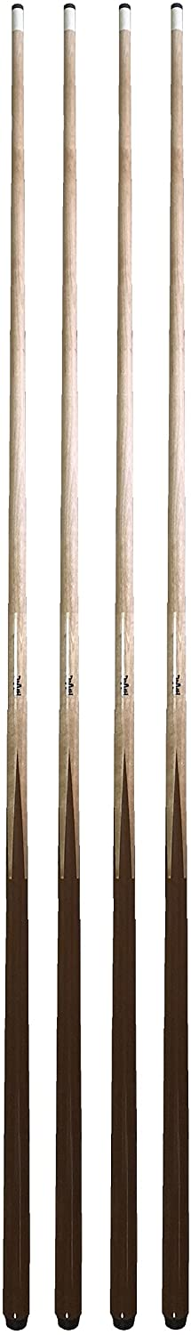 Havoc Commercial Quality One Piece House Pool Cue Set Billiards Sticks for Home Bars Pool Halls