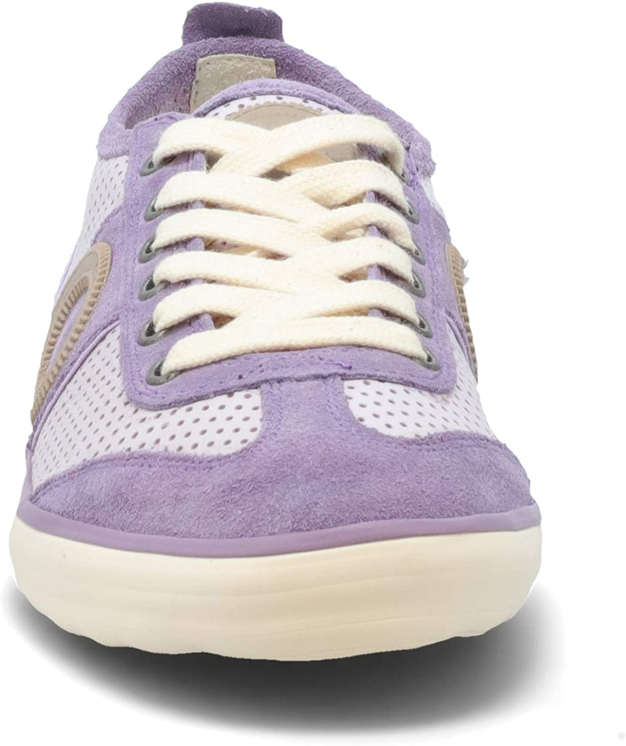 ARO Picada Women's Leather Sneaker Lavender
