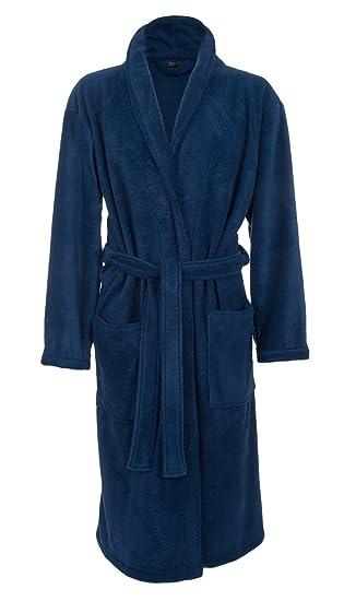lowest price get cheap cheap price John Christian - Robe de chambre luxueuse en polaire - Marine - Homme