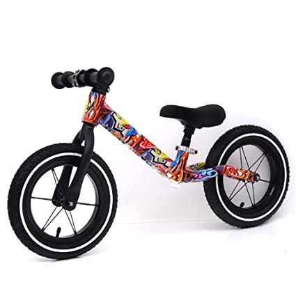 Amazon.com: LXIANGP Childrens Bicycle Walker 12 Inches Kids ...