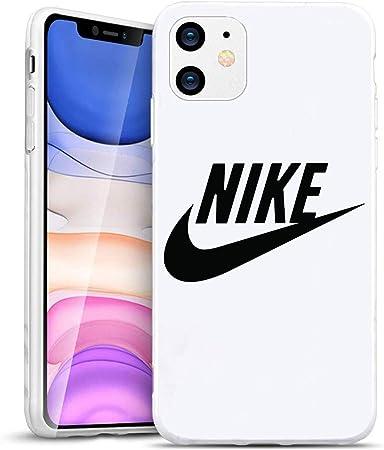 Just Do It Logo Coque iPhone 11 Housse de Protection en Silicone Rigide Anti Chocs avec Technologie de Coussins d'air Étuis iPhone 11 Coque