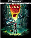 THE FIFTH ELEMENT 4K/Blu-ray/Digital HD Steelbook (Limited Edition 4K Steelbook)