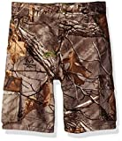Carhartt Big Boys Camo Cargo Short, Realtree Xtra Camo, 5