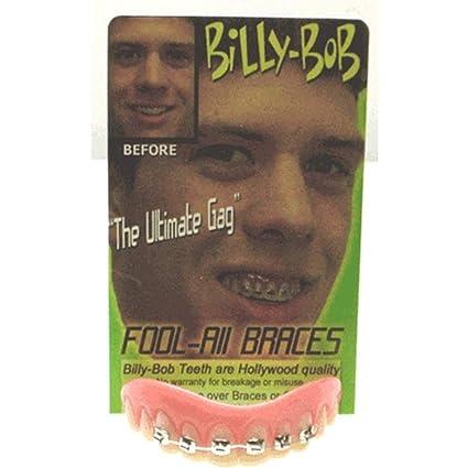 Fool-All Braces Fake Teeth (Standard) by Billy Bob