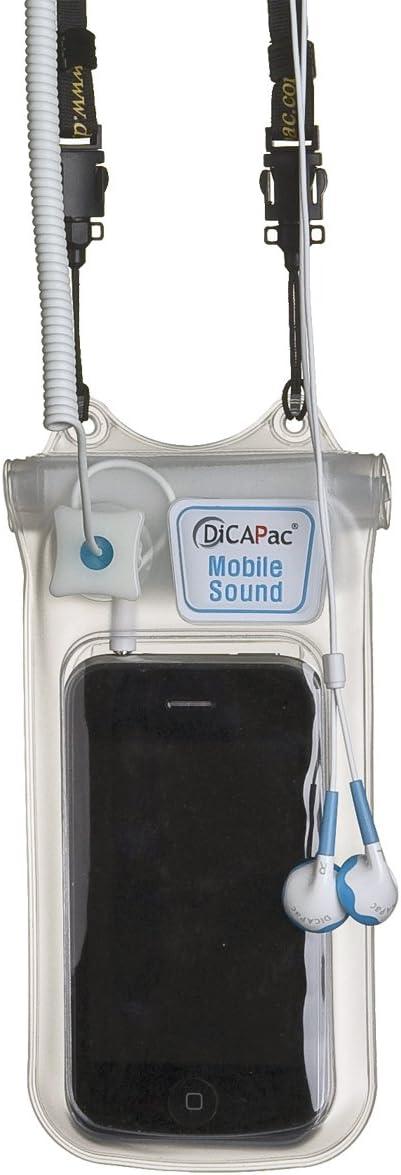 DiCAPac Waterproof Casewith Waterproof Earphone for iPod Nano 4G (WP-MS20)