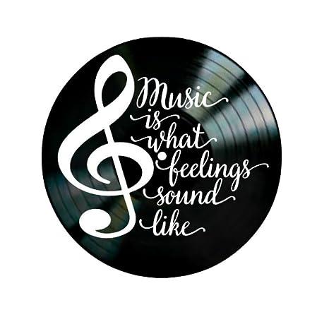 La Musique Est Ce Que Sentiments Son Comme Citation Paroles