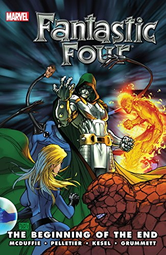 Download for free Fantastic Four: Beginning of the End