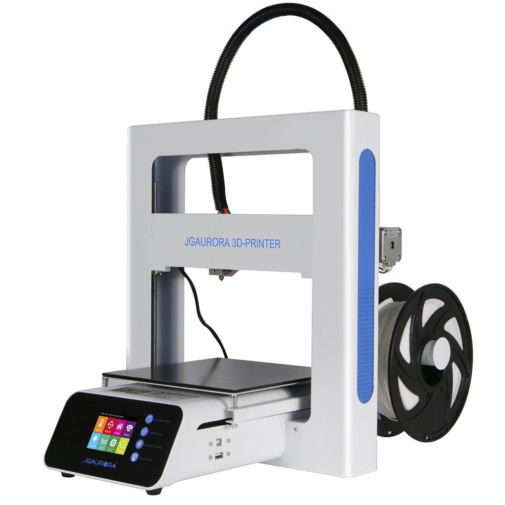 jgaurora A3S Impresora 3d Actualiza lisiert Prusa con 2.8 HD Touch ...
