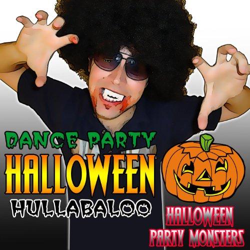 Dance Party Halloween Hullabaloo [Clean] -