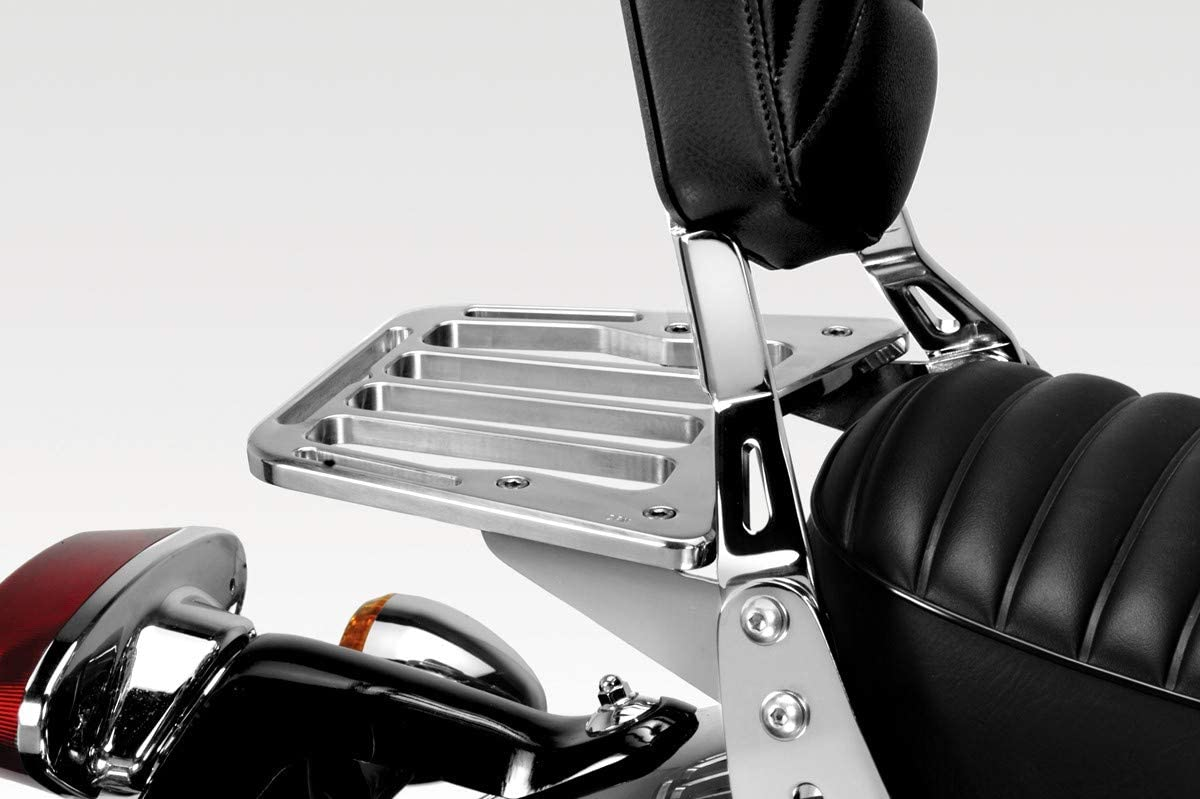 Saddle Bags Supports De Pretto Moto Accessories DPM Race - Saddlebag Brackets Rack Brackets Luggage S-0715 W650 // W800 - 100/% Made in Italy Hardware Fasteners included