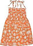 RJC Girls Pineapple Spree Elastic Tube Dress ORANGE 6