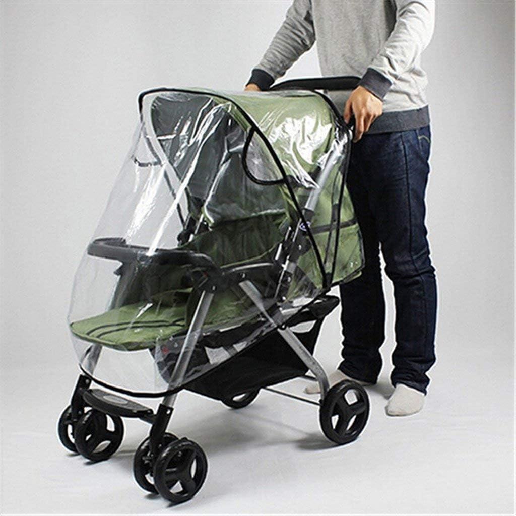 Vektenxi Premium Quality Universal Waterproof Wind Dust Shield Baby Stroller Pushchair Pram Rain Cover