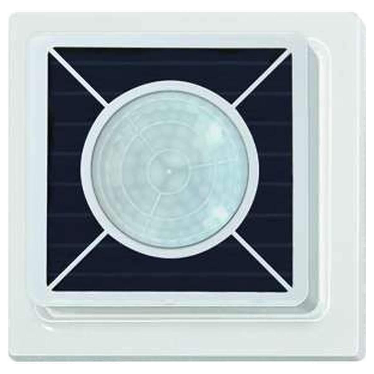 Eltako fbh65s-wg - Sensor Movimiento Exterior Blanco Solar: Amazon.es: Bricolaje y herramientas