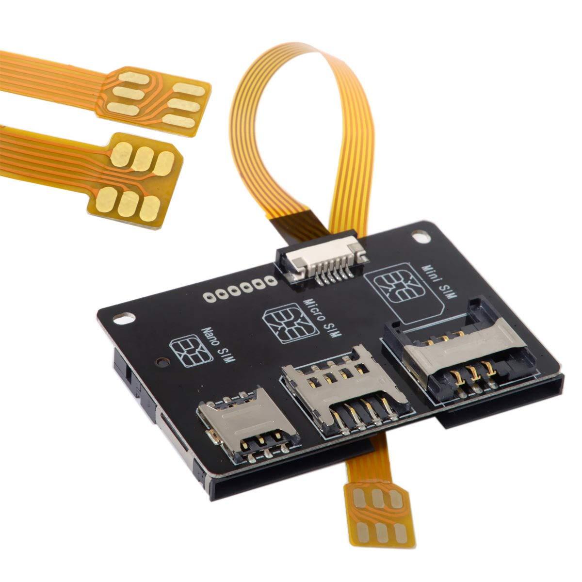 CY Nano SIM Herramientas de activación Convertidor a Tarjeta ...