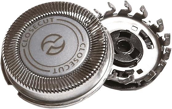 Compatible para Philips SH30/50 - Cabezales de afeitado para ...