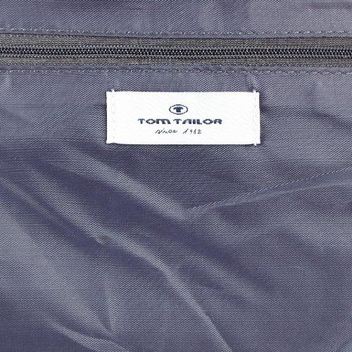Tom Tailor Acc MIRIPU Umhängetasche, Borsa a spalla donna Nero (Schwarz)