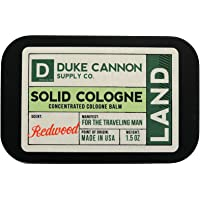 Duke Cannon Men's Solid Cologne, 1.5oz. - Land