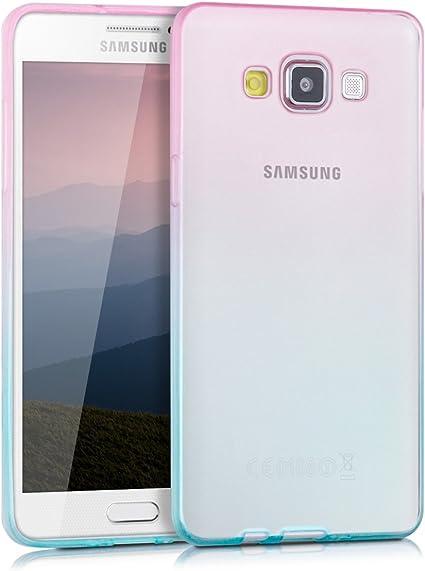 kwmobile Funda Compatible con Samsung Galaxy A5 (2015): Amazon.es ...