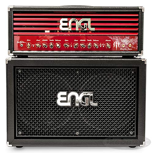 ENGL エングル ギターアンプ Marty Friedman INFERNO Signature [E766] + 2x12 Pro Cabinet [E212VHB] SET B07QR9G3K2