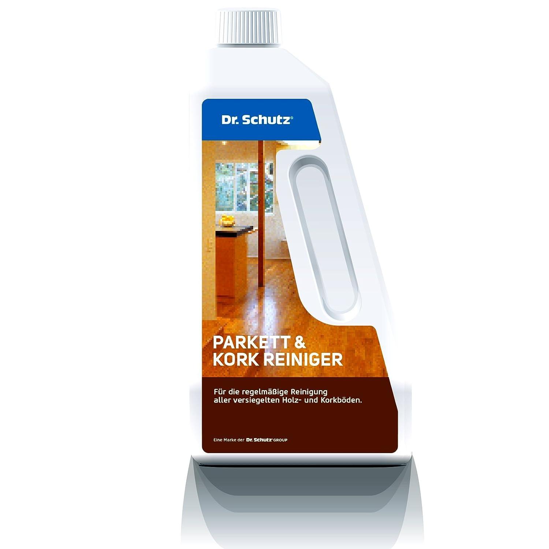 Dr. Schutz - Limpiador de parquet y tarimas de corcho, 750 ml