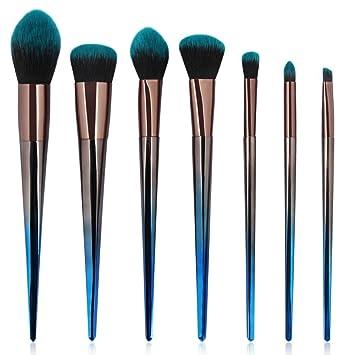 Brushes Maquillage 7pcs Multicolore Ohq Licorne Pinceau Kit Fille Pinceaux Sigma 7 De Eye Professionnel Shadow Enfant Blush Nouveau Set Cosmétique 0XnwkPO8