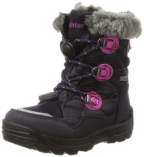 Richter Kinderschuhe Freestyle, Botas de Nieve para Niñas: Amazon.es: Zapatos y complementos