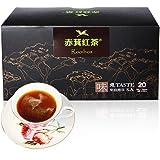 赤萁红茶 Rooibos 路易波士茶 进口茶叶 袋泡茶 (20 * 2.5g/盒)