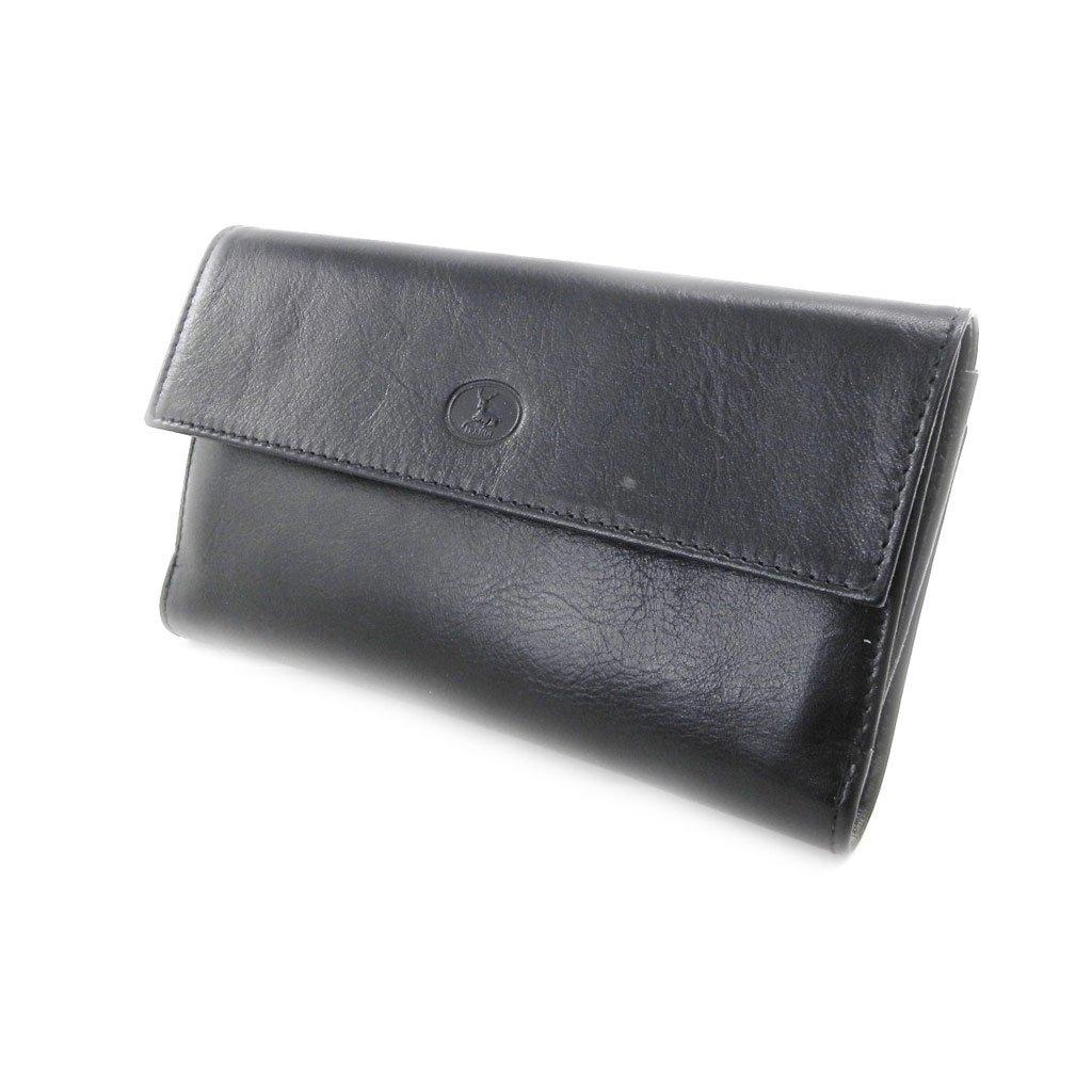 Wallet + checkbook holder leather 'Frandi' ecological york black. by Frandi (Image #7)