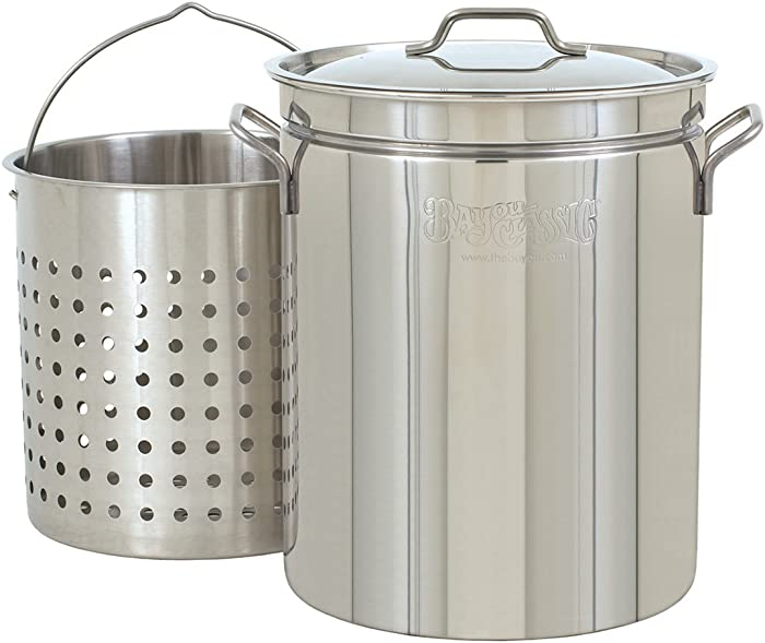 Top 9 44Qt Turkey Fryer Pot