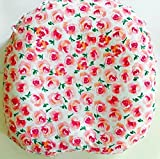 Newborn Lounger Pillow Cover in Indy Blooms Floral by Twig + Bird Handmade in the USA