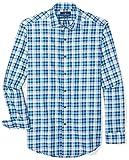 Amazon Brand – BUTTONED DOWN Men's Classic Fit Spread-Collar Supima Cotton Dress Casual Shirt