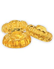 Premium Honey Barley Sugar Hard Candy Made from 100% Pure Honey - Tristan Foods (3-lb)