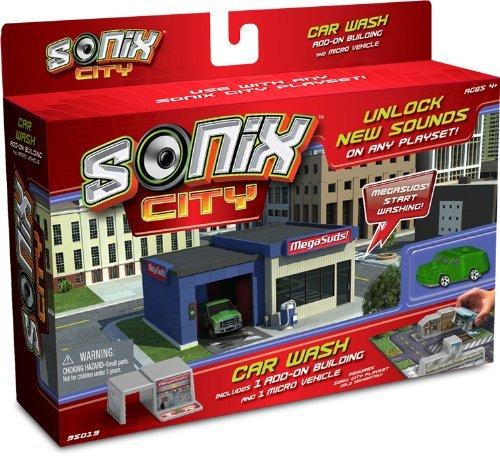 Buy wild planet sonix city rescue playset