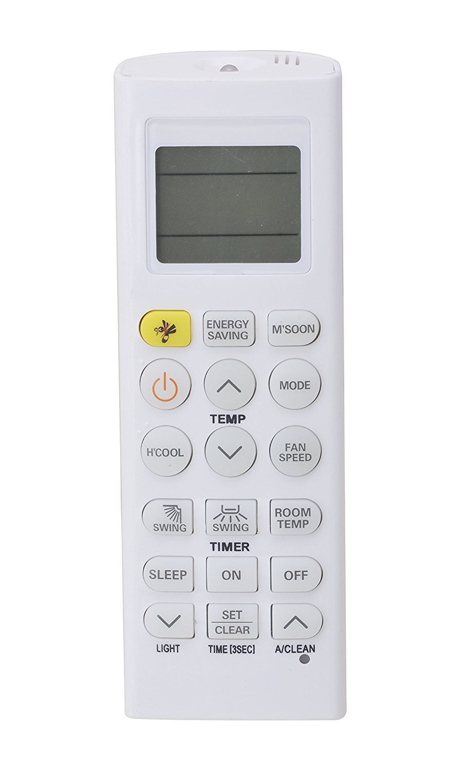 Upix® AC Remote No. 36, Compatible with LG AC Remote Control $6.06 Coupon