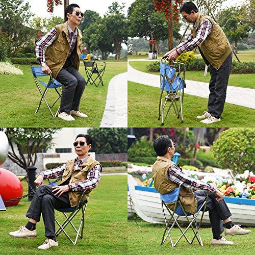 Frehsore 174 Walking Stick Folding Cane Seat For Women Men