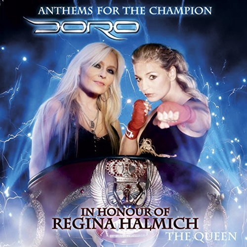 Doro-Anthems For A Champion - The Queen-(AFM 203-5)-CDEP-FLAC-2007-RUiL Download