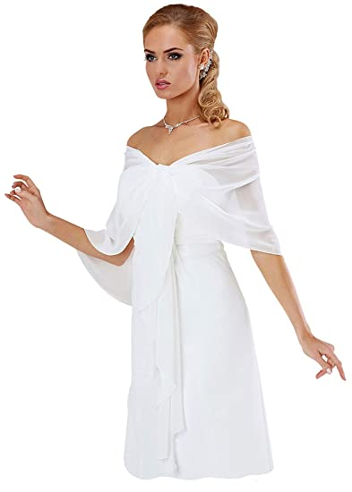 Robe de mariee blanche et beige