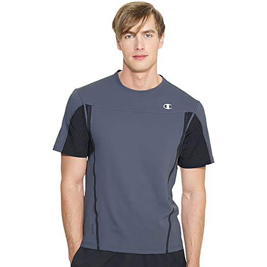 7bcc2b5c6 Champion Men s Performax T-Shirt at Amazon Men s Clothing store