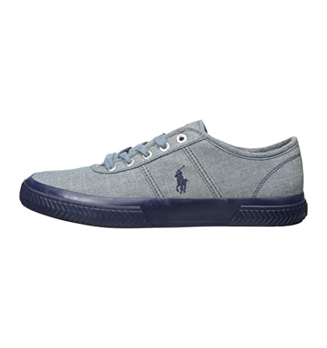 Zapatillas Polo Ralph Lauren Tyrian Ne - Color - AZUL, Talla - 41: Amazon.es: Zapatos y complementos