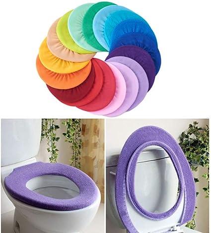 2 pezzi Bagno sedile del water cuscino del sedile del water