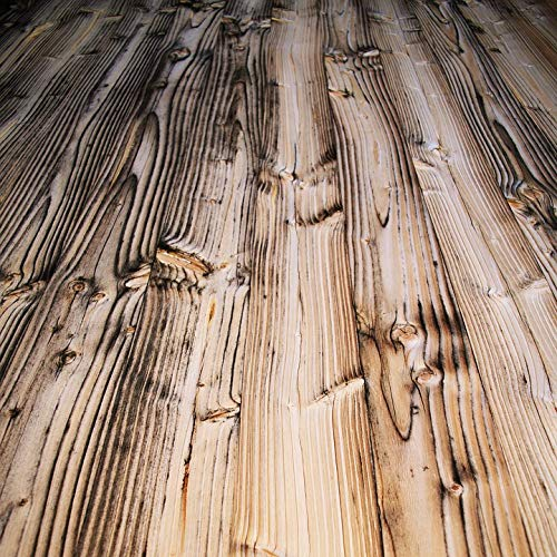 Home Comforts Peel-n-Stick Poster of Fir Spruce Floor Planks Beech Wood Floor Material Vivid Imagery Poster 24 x 16 Adhesive Sticker Poster Print