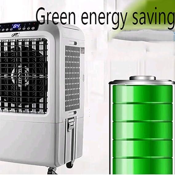STBD-Purificador de humidificador Industrial-Ion Negativo sin humidificación de Niebla-Control Remoto-Apagado automático sin Agua-Ahorro de energía Verde para Taller ...