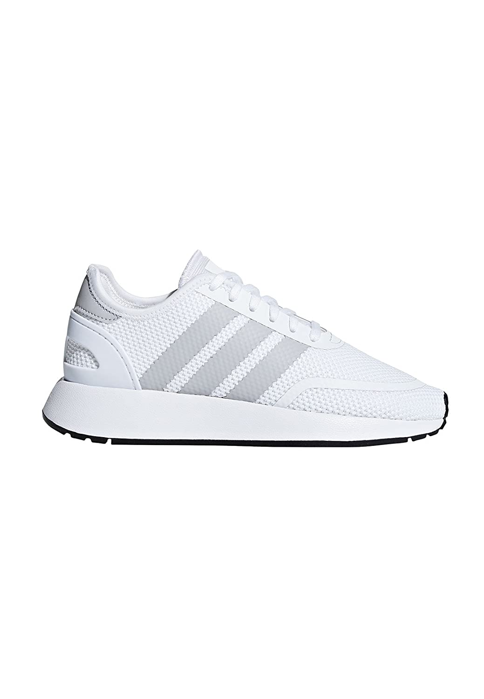 Adidas N-5923 J, Zapatillas de Deporte Unisex Adulto 38 2/3 EU|Blanco (Ftwbla/Gridos/Negbás 000)