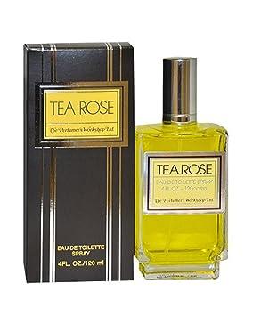 Perfumers Workshop - Tea rose Eau De Toilette 120 ml vapo