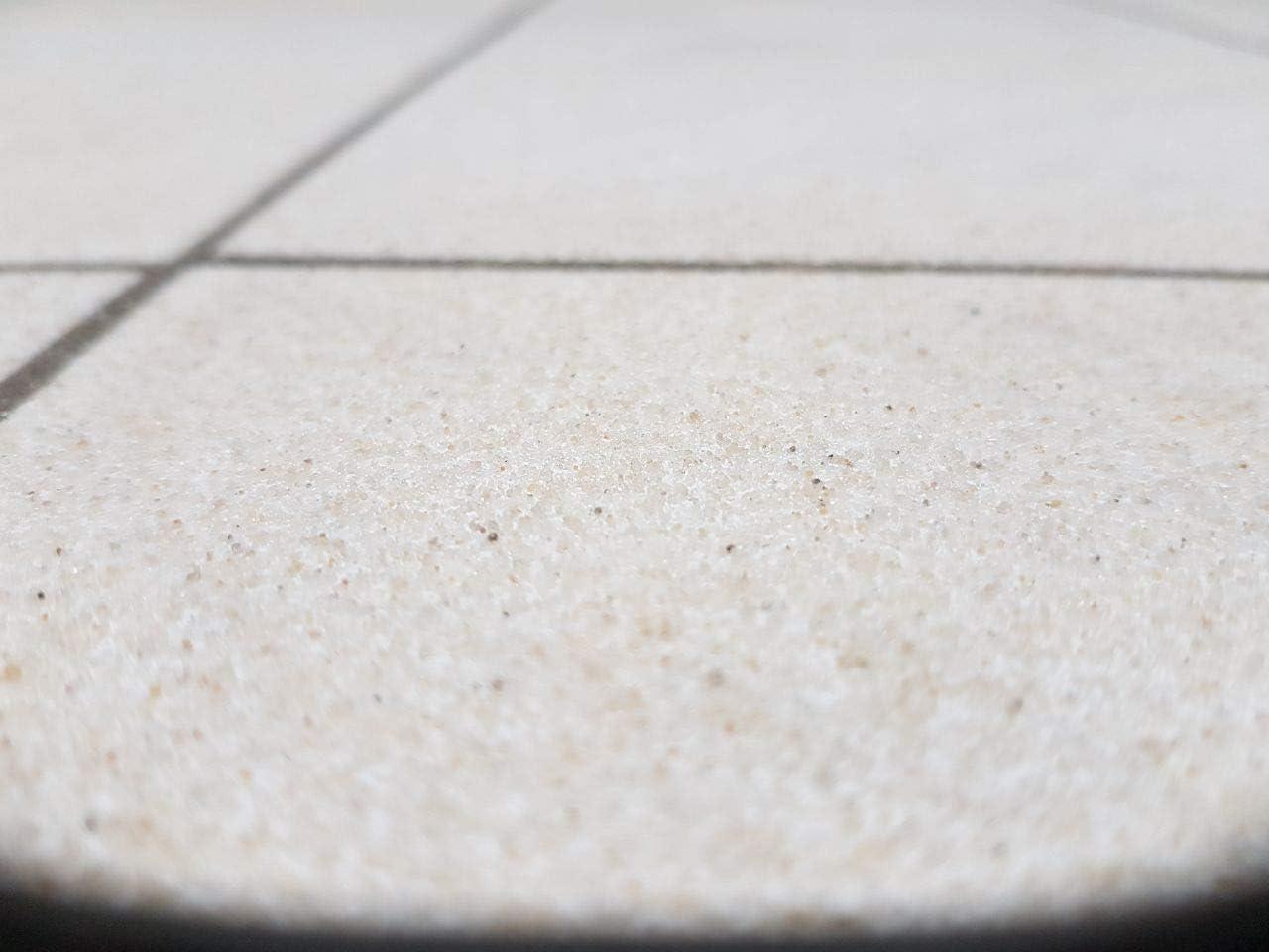 Ingbertson Antirutsch Beschichtung Sand Antirutschbeschichtung f/ür Epoxidharzb/öden Quarzsand 5kg, Quarzsand