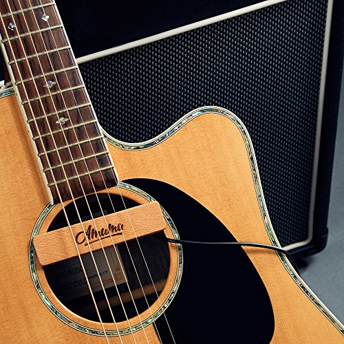Amumu NEO-SP30 Passive Neodymium Magnetic Soundhole Pickup for Acoustic Guitar by Amumu (Image #9)