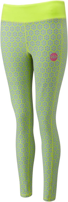 Sigma Mujer Leggings de escalada, blue shadow geo: Amazon.es ...